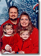 The Duncan Family, Christmas 2003